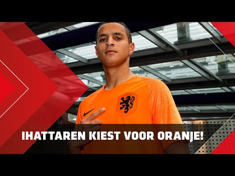Ihattaren kiest voor Nederland 🇳🇱�