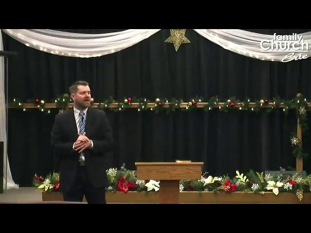Hitting the Mark in 2021 | Pastor Tim Stahlman // Family Church Erie