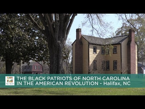 The Black Patriots Of North Carolina In The American Revolution