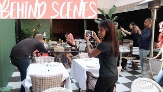 behind the scenes of a shooting day valeyas vlogs
