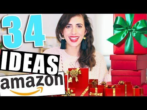 34 REGALOS de NAVIDAD (Ideas de AMAZON!) | Novio, Amigas, Padres...
