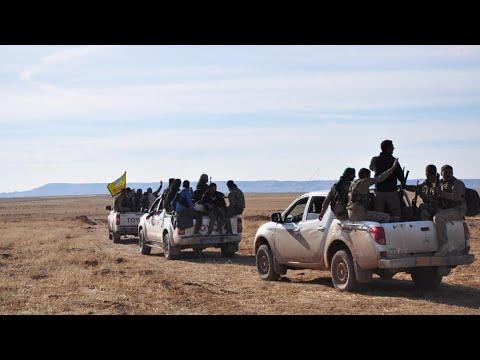 قوات سوريا الديمقراطية تحرر مستشفى هجين بدير الذور  - نشر قبل 43 دقيقة