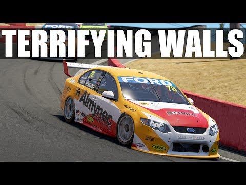 Project Cars 2 - The Walls Are TERRIFYING | VR |