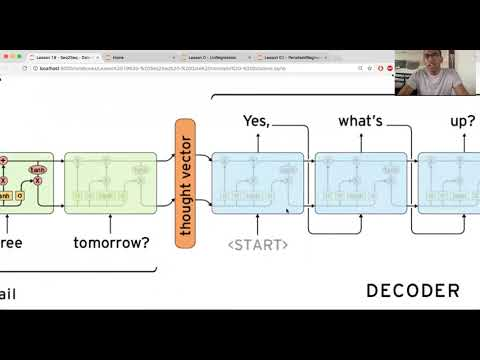 Seq2Seq tutorial (Tensorflow) - YouTube
