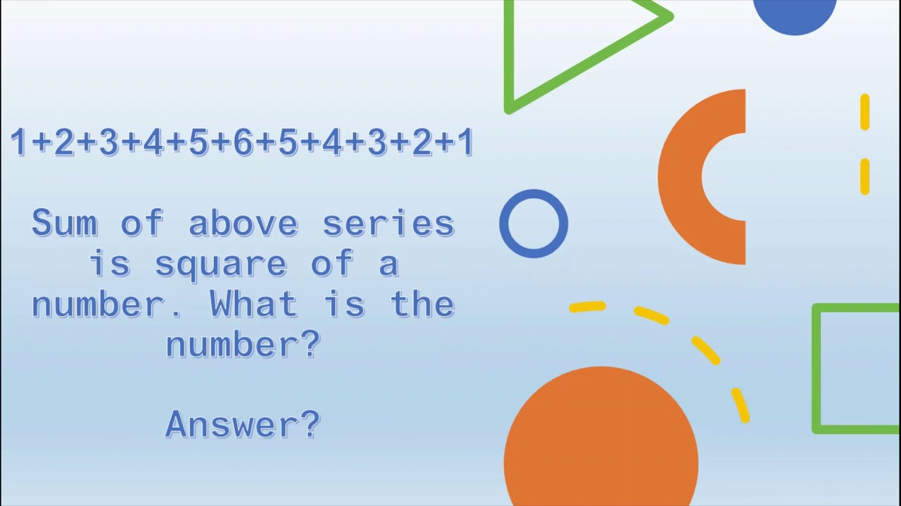 Math puzzle for analytical brain | #SkillupwithGenie #Brainteaser