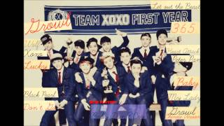 Repeat youtube video EXO - Growl XOXO Repackage [Track Select]