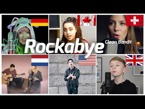Who Sang It Better: Rockabye ( Us, Canada, Uk, Switzerland, Netherlands, Germany) Clean Bandit