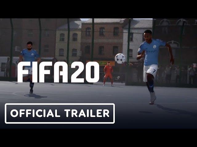 FIFA 20 (видео)