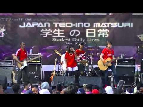 AkaiRo - GOLDEN GIRL (Ikimonogakari Cover) @Japan Techno Matsuri 2015 SMAN 1 Tambun Selatan