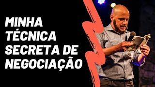 #28 - Minha técnica secreta de Negociação e Vendas | Diego Maia, palestrante de vendas e motivação