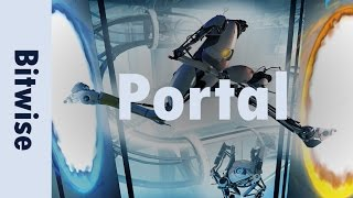 How were the portals in Portal created? | Bitwise