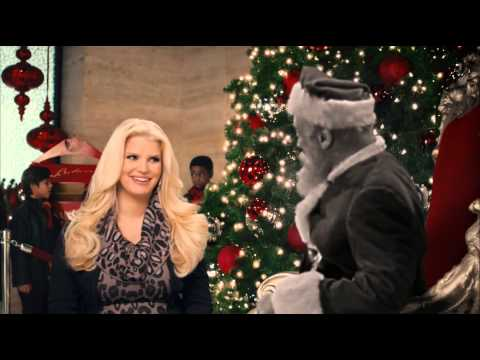 Macy's Christmas Commercial with Taylor Swift, Justin Bieber, Martha Stewart and Donald Trump