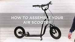 Air Scooter Assembly