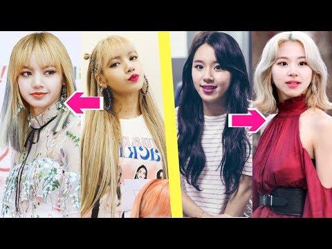 kpop-idols---long-hair-vs-short-hair