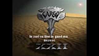 Cargo - Nu pot trai fara tine versuri