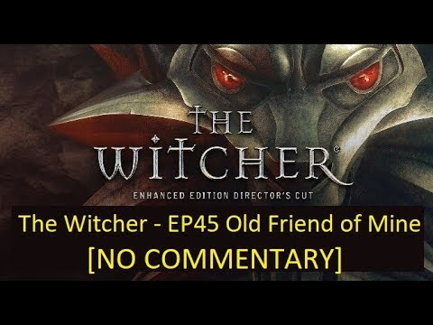 The Witcher - EP45 Old Friend of Mine [NO COMMENTARY]