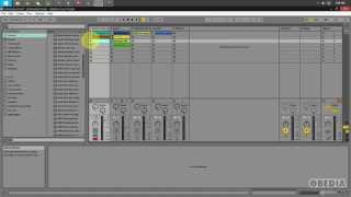 Ableton Live 9 - How to use Session Record/MIDI Overdub On Clips