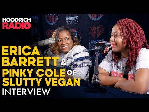 DJ Scream - Erica Barrett & Pinky Cole of Slutty Vegan Talk Successful Business Rules