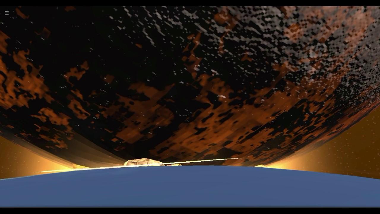 asteroid impact simulator - 1280×720