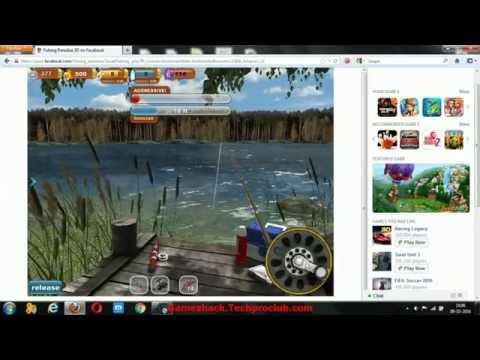 Fishing Paradise 3D Video Tutorial