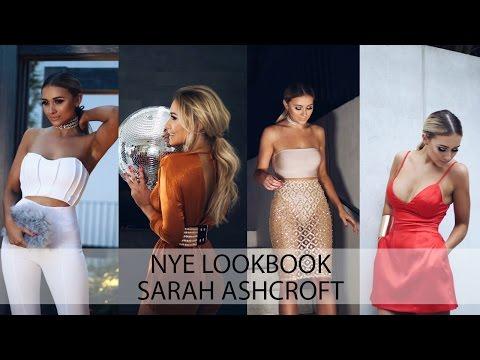 NYE Party Lookbook   Sarah Ashcroft