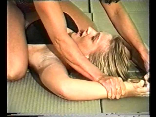 Electra-fying Naked Women Wrestling