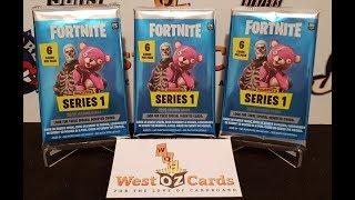 Amateurs de carton - Panini Fortnite Giveaway 29/6/19