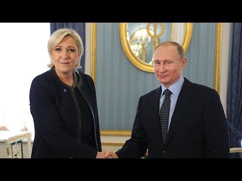 """Marine Le Pen: Las sanciones contra Rusia son """"estúpidas e injustas"""""""