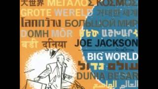 Joe Jackson - tango atlantico