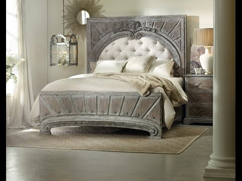 True Vintage Bedroom Collection 5701 By Hooker Furniture Youtube