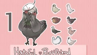 Cry Plays: Hatoful Boyfriend [P1]