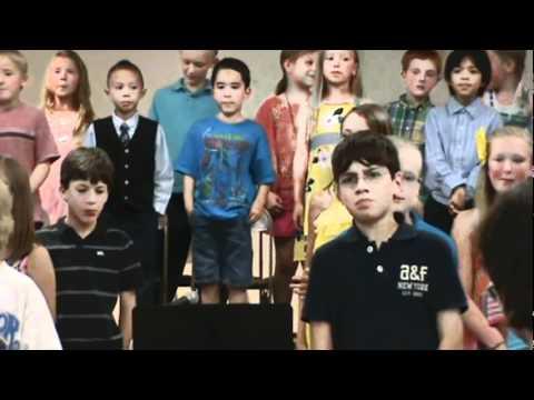 5-15-12 - Trinity Lutheran School Spring Sing