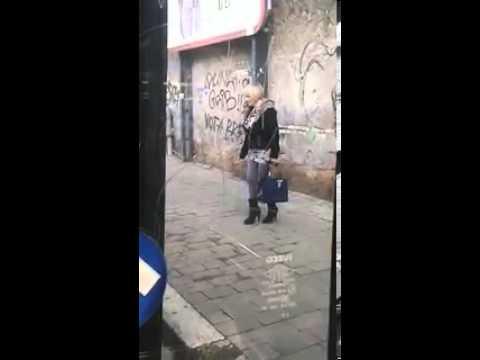 Video-Gente matta che