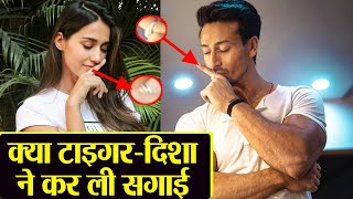 Tiger Shroff & Disha Patani confirm their engagement on Valentine's Day | Boldsky