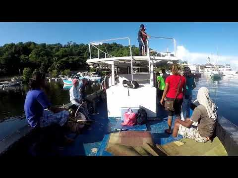 Offshore fishing Chaguaramas Trinidad September 2017