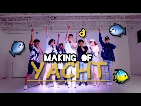 [DERPKSQUAD] MAKING OF: Jay Park (박재범) - YACHT (feat. Sik-K)