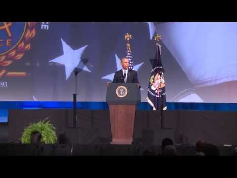 President Obama's Address to IACP 2015