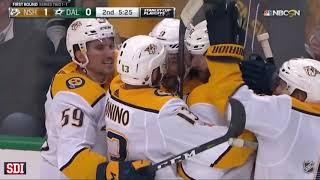 Nashville Predators - Round 1 Goals