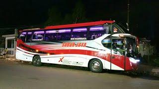 Download Video ramai bus bantuan arus mudik lebaran,ada Subur Jaya_Wira desa Pekalongan MP3 3GP MP4