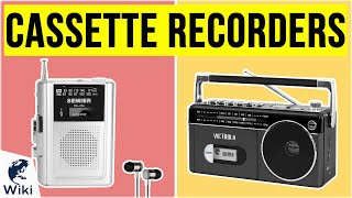 10 Best Cassette Recorders 2020