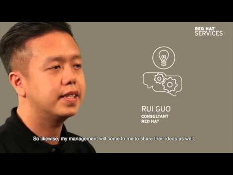 Life at Red Hat Services in Asia Pacific