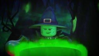 LEGO® NEXO KNIGHTS Трейлер - ДОРОГА НА ПОЛЕ БОЯ