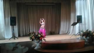Буинск - 2016. Танец живота * Вероника ПИНЕСЛУ *