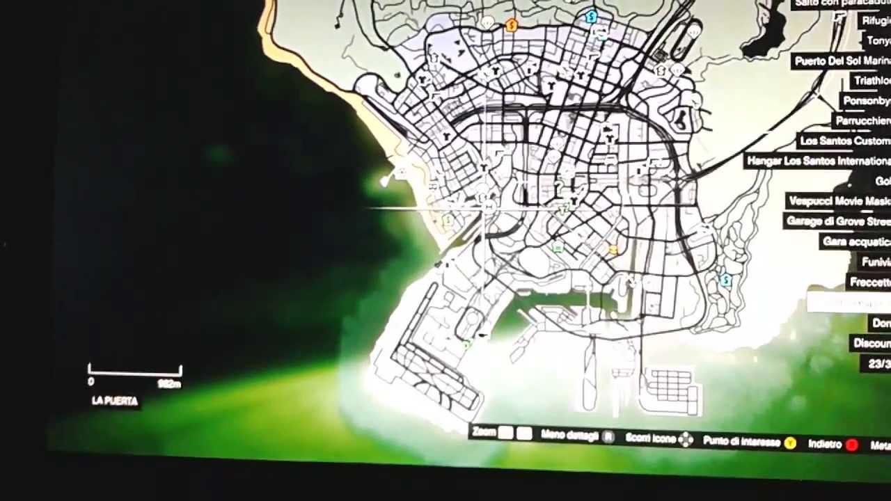 Gta V Elicottero Mappa : Gta skilift e trivella veicoli rari youtube