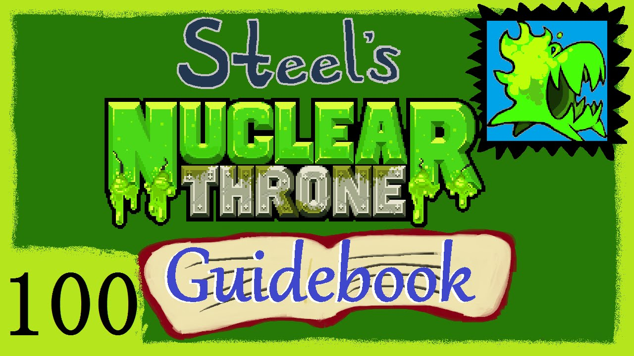 Nuclear throne guidebook ep 100 purple puppy procedure for Ep ptable queue proc