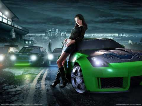 Need For Speed Underground 2 Soundtrack-Switch Twitch