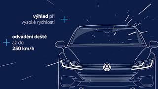 Servis Volkswagen - stěrače | Auto Podbabská