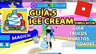 Ice Cream Simulator, Magical Hats, Prestige and Gachapon Pets! Roblox English Tutorial Guide 5
