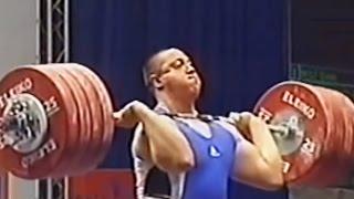 2004 European Weightlifting Championships, Men +105 kg  Тяжелая Атлетика. Чемпионат Европы(, 2012-02-18T16:54:38.000Z)