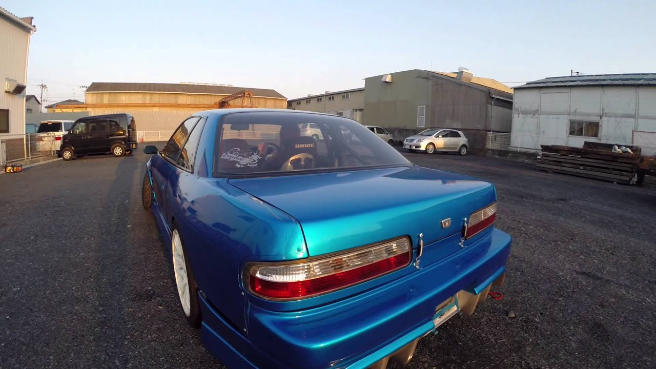 Silvia S13 Stance